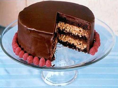 "Торт ""Колизей"""