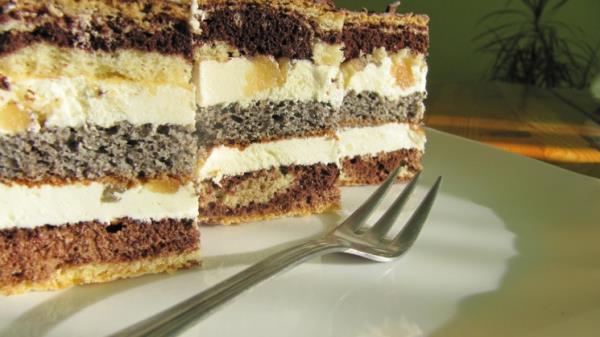 Торт-пляцок «Эйфория»