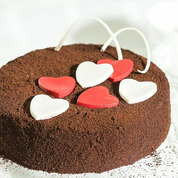 Торт «Шоколадное танго»