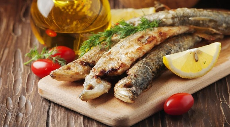Интереснейшее блюдо из рыбы