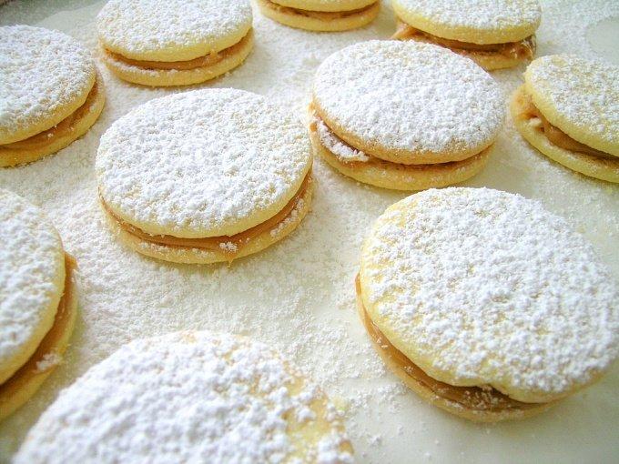 Печенье Альфахорес (Alfajores)