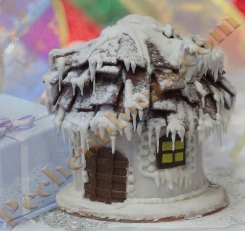 Пряничный домик (подарочный)