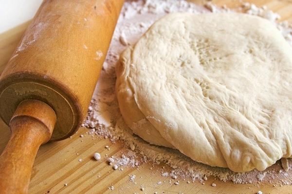 Идеальное тесто для домашней пиццы