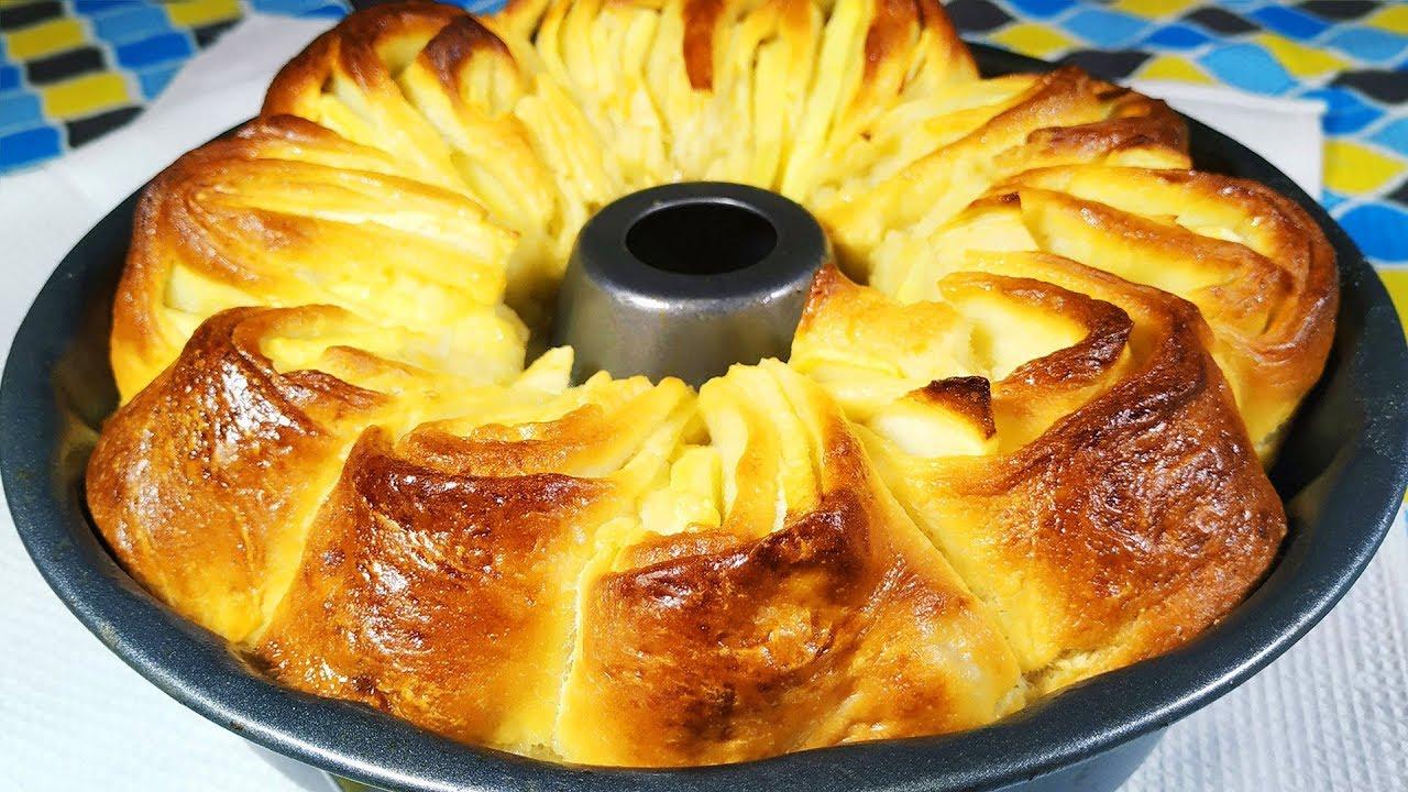 «Яблочный пирог» вкуснее шарлотки!